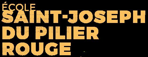 École Saint-Joseph du Pilier Rouge