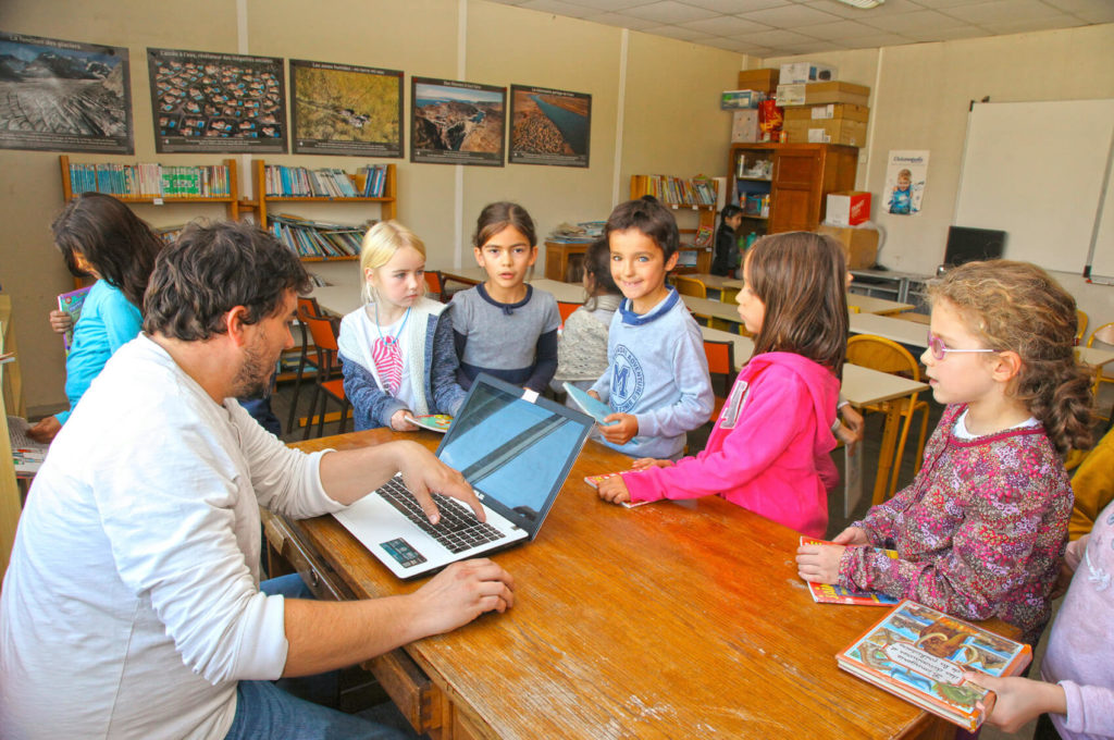 École maternelle primaire élémentaire éducation enseignement épanouissement élèves Saint Joseph du Pilier Rouge Brest