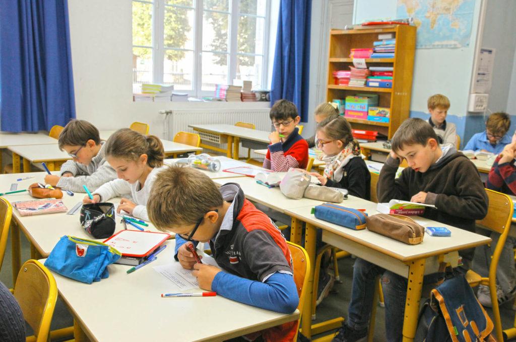 École maternelle primaire élémentaire éducation enseignement épanouissement élèves Immaculée Conception Brest