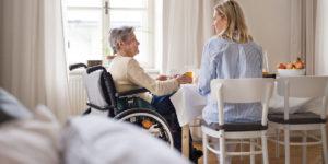 Accompagnement domicile personne âgée BAC PRO ASSP Estran