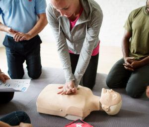 Secourisme SST massage cardiaque BAC PRO ASSP Estran